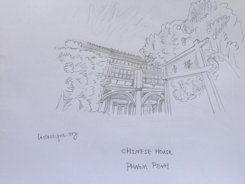 chinese house phnom penh