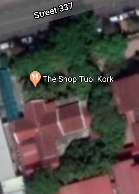 the shop cafe