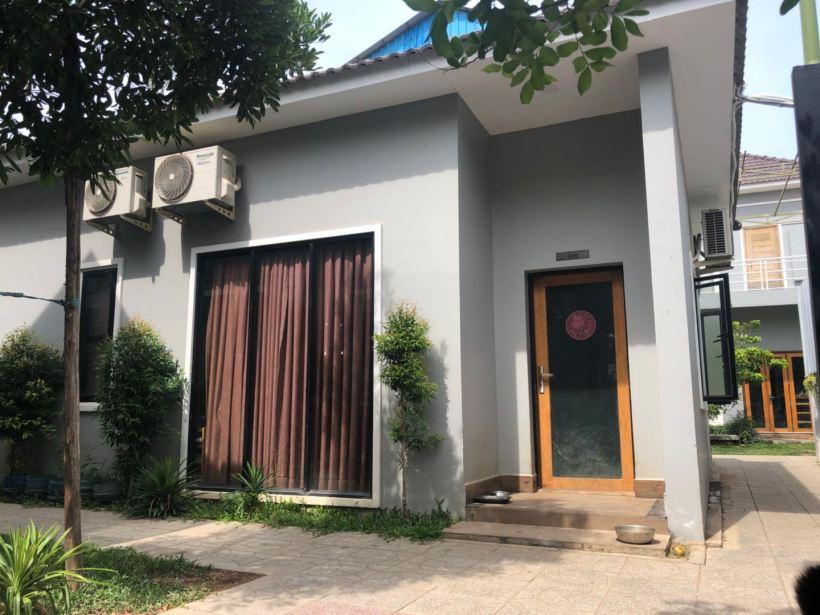 villa in Phnom Penh